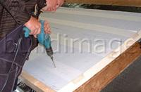Dämmung für Metalldeckungen puren_M PUR_1402_2